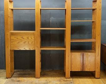 Mid century bookcase Etsy