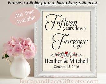 15th Anniversary Gift to Wife Anniversary Gift to Husband Anniversary Gift for Wife Anniversary Gift for Husband Gift to Her for her (208)