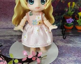 02 # Cu poche sweet pink Dress