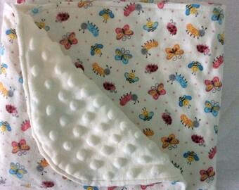 Little Bugs Snuggle Blanket