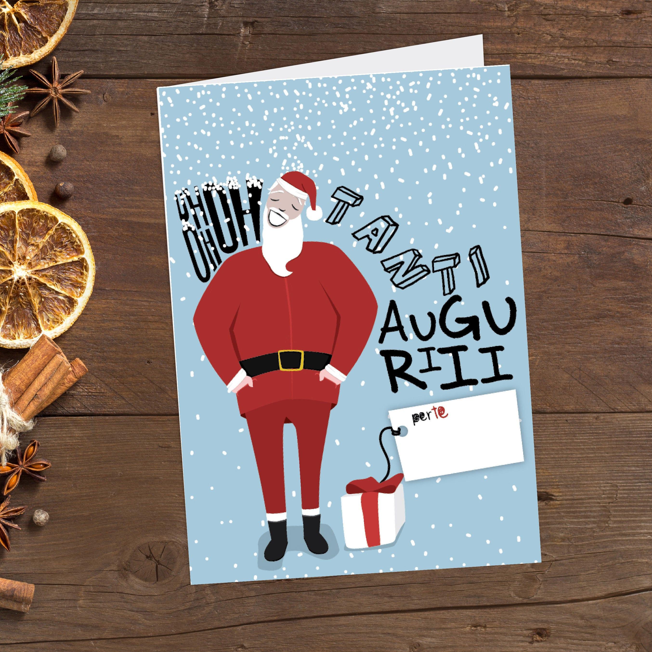 Christmas cards template christmas italian cards printable santa christmas cards template christmas italian cards printable santa claus christmas cards 2 christmas kristyandbryce Images