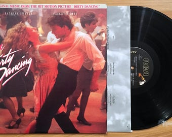 More Dirty Dancing (1988) Vinyl LP; soundtrack, Wipeout