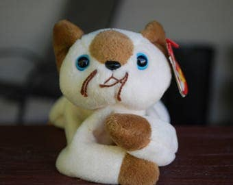 Beanie Baby Original - Snip the Cat