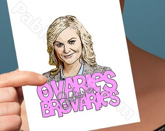 Best Friend Card | Parks And Recreation | Leslie Knope April Ludgate I Love You Gift For Her Bff Gift For Best Friend Parks And Rec Card Her