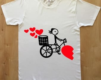 Lovers couple shirts