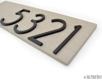 Door number | Etsy