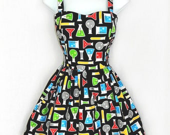 Science Chemistry Lab set dress