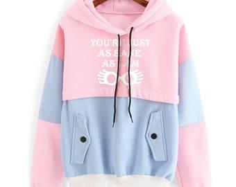 Luna Lovegood inspired sweatshirt - Harry Potter >> RUNS SMALL