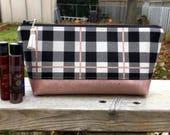 custom order basket and drawstring bag Jocelyn