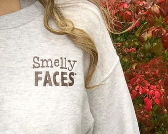 Smelly Sweatshirt: essential oil diffuser cozy shirt