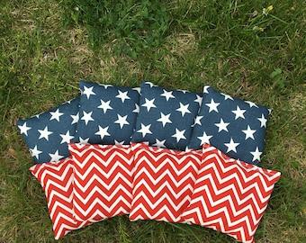 America Corn Hole Bags