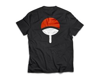 Naruto - Sasuke Uchiha Fan Shirt