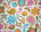 Vintage cotton with large...