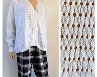 Lace cardigan | Etsy