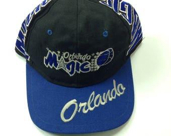Vintage Orlando Magic Snapback