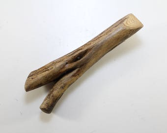 Western Sagebrush Wood Knife/Wand Handle Hand Sanded & Tung Oil Finish H.34