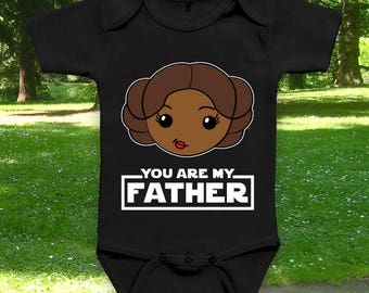 You Are My Father, Matching Father Daughter Shirts, (Daughter Shirt Only, African), Baby Bodysuit, Matching Family Shirts, Easy CT-842