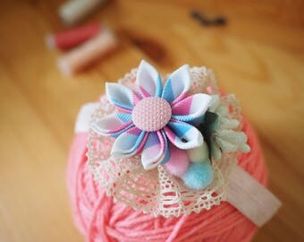 Handmade baby elastic handband