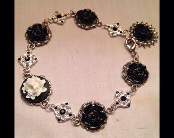 Black Roses Bracelet