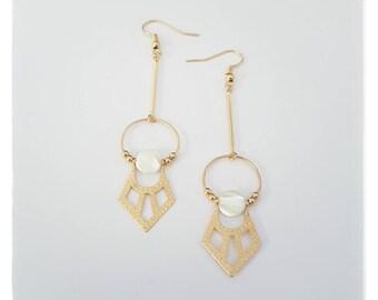 """""""Tina"""" earrings"""