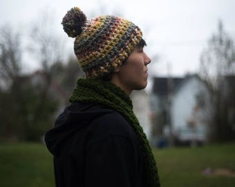 MADE TO ORDER | Mj Beanie | Multiple Color Options | Wool