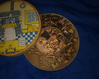 Lillian Vernon 35 piece cookie cutter set