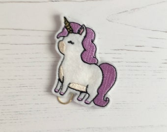 Unicorn Planner Paperclip, planner accessories, planner clip, unicorn paperclip, exclusive my unicorn planner paperclip