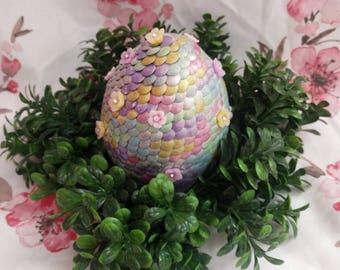 Spring Dragon Egg  ~ Large