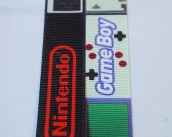 Choice of Retro Video Game Lanyard Gameboy NES Nintendo