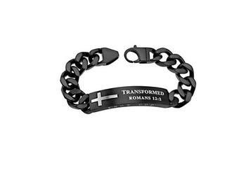 "Black Neo Bracelet ""Transformed"""