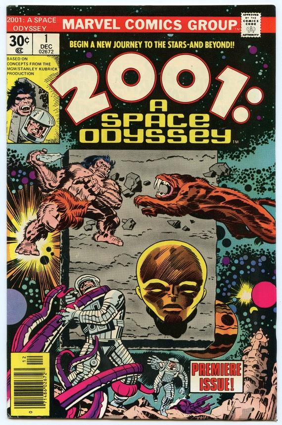 2001: A Space Odyssey 1 Dec 1976 VF- (7.5)