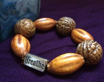 Breathe Seven Chakra Bracelet