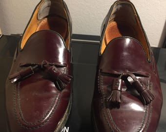 VINTAGE 1950's MAN'S LOAFERS Shoes