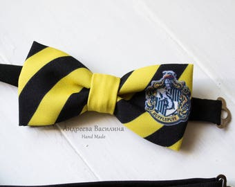 Bow tie Hufflepuff, Harry Potter