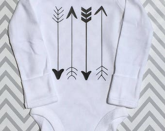 Arrow Onesie
