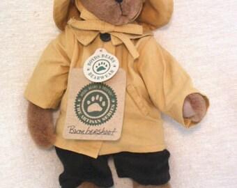 "Boydes Bears & Friends ""Bumbershoot"" The Artisan Series"