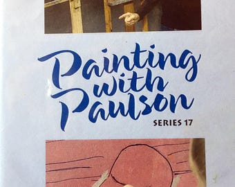 Painting with Paulson DVD - PBS Series Number 17