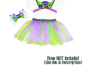Buzz Inspired Tutu set - Toy Story Inspired - Lightyear
