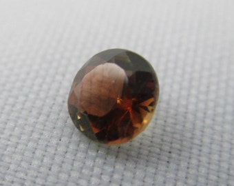 Andalusite Faceted - High Vibration -Grounding, Balancing, Releases Blockages -  Crystal Cave