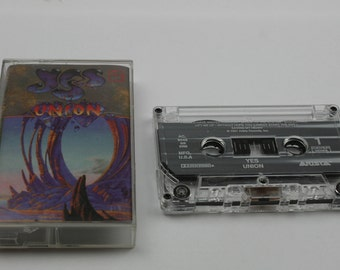 Yes Union Cassette Tape