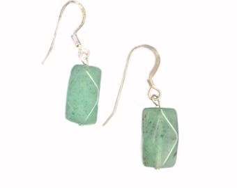 Aventurine Handmade Earrings