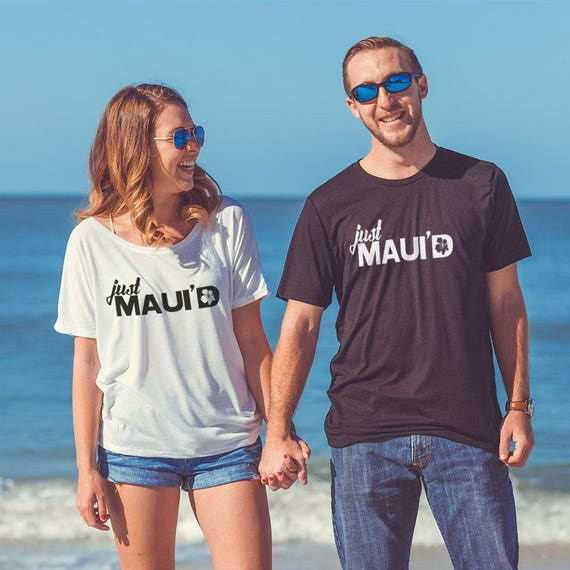 Wedding Shirts Just Mauid Married Mens