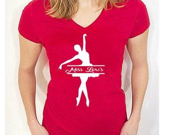 Ballet dancer split letter  SVG  DFX  cut file  t-shirts scrapbook vinyl Ballet svg wood sign cricut cameo Commercial use