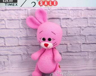 30% SALE Rabbit bunny crochet bunny plush bunny stuffed bunny stuffed bunny doll bunny toy amigurumi bunny rabbit amigurumi bunny crochet