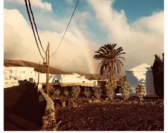 Lanzarote Original Photos set of 3