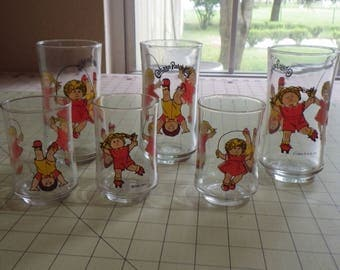 Cabbage patch glasses