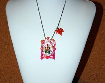 Aurora's Fairies Necklace