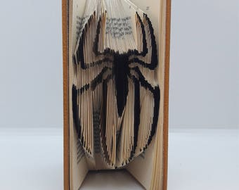 Spiderman - Folded book colorized
