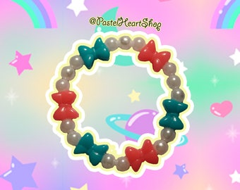 Kawaii Bows Bracelet