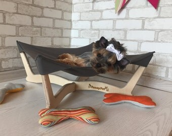 personalized dog hammock cat hammock dog hammock dog bed cat bed kitty beds cat hammock pdf pattern corner cat hammock  rh   etsy